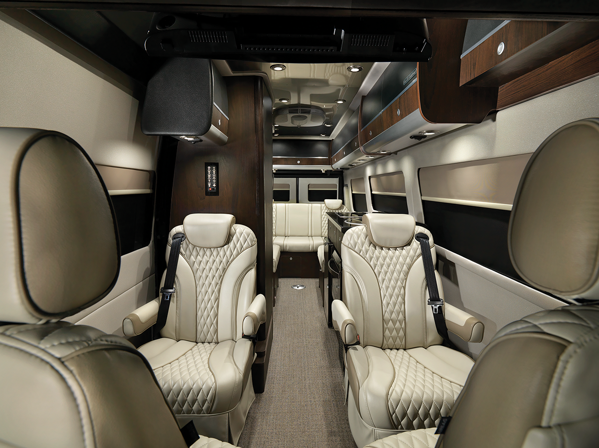Airstream Interstate EXT Slate