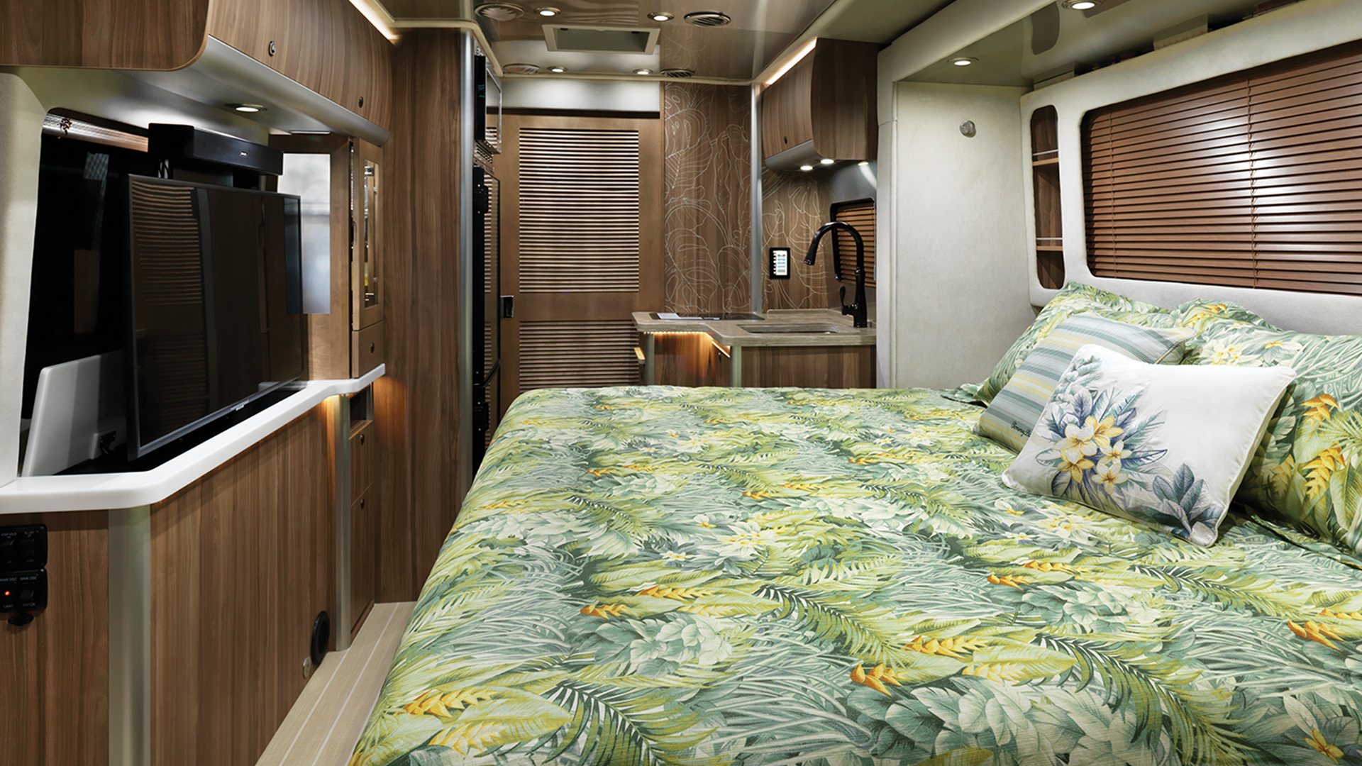 2020 Atlas Tommy Bahama Murphy Bed Down