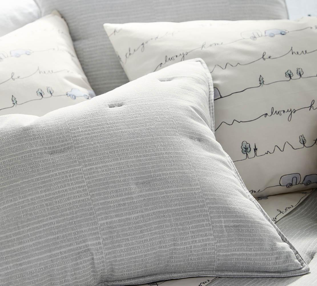 Airstream X Pottery Barn Bedroom Pillows